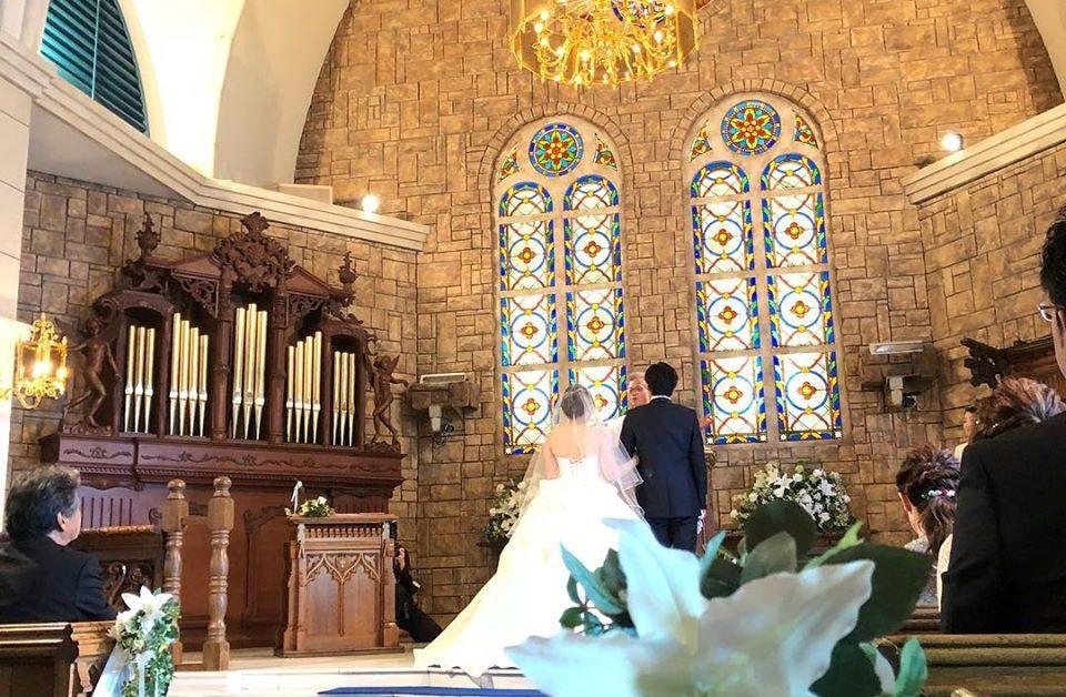 リアルな結婚式